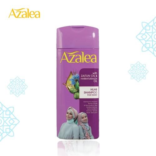 Foto Produk Azalea Shampoo with Zaitun Oil & Habbatussaudah Oil dari AZALEA OFFICIAL STORE