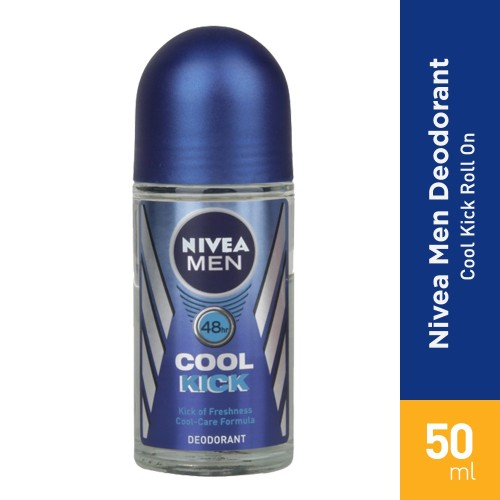 Foto Produk Nivea Men Deodorant Cool Kick Roll On - 50ml dari Catur04