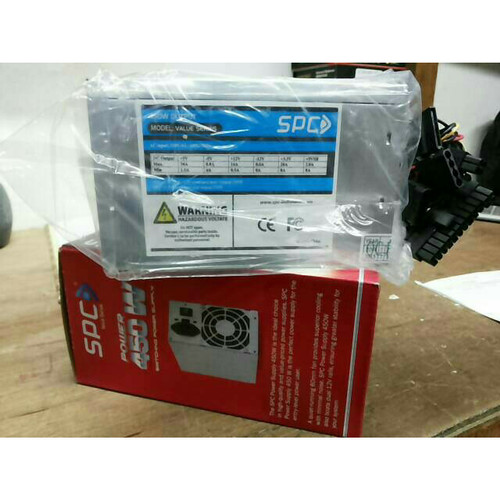 Foto Produk Power Supply PSU SPC 450W 450 W dari PojokITcom Pusat IT Comp