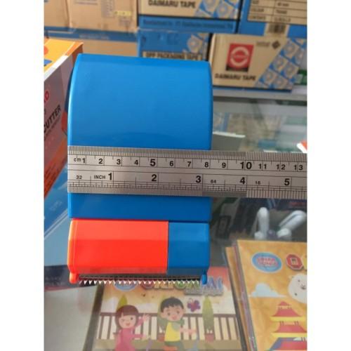 Foto Produk Tape Dispenser 3inch/Tempat Lakban 3inci/Roll Lakban 76mm/Tape Cutter dari ATK HOUSE