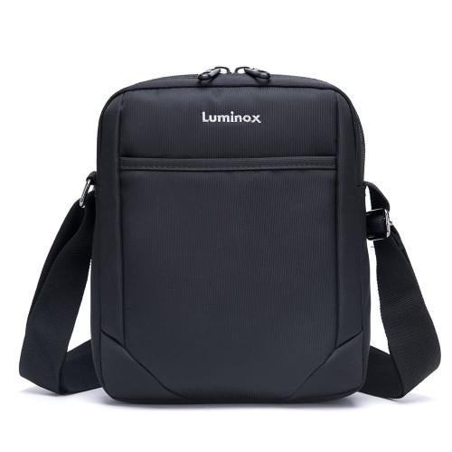 Foto Produk Luminox tas Selempang Waterproof 5595 - Tas Pria - New Arrival SB - Hitam dari Bag Solution