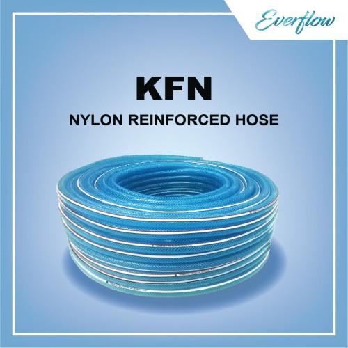 Foto Produk Selang Air Kemanflex Benang Nylon 1/4 inch dari Toko Everflow