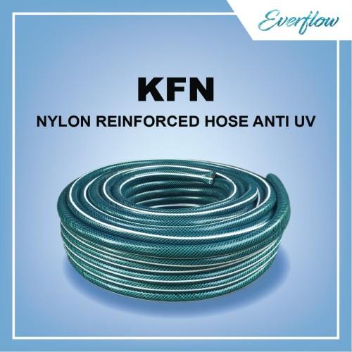 Foto Produk Selang Air Anti Lumut Kemanflex Benang Nylon UV 1/2 inch dari Toko Everflow