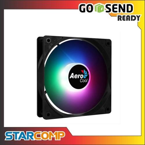 Foto Produk Aerocool FROST 12CM Fan PC RGB LED dari StarComp