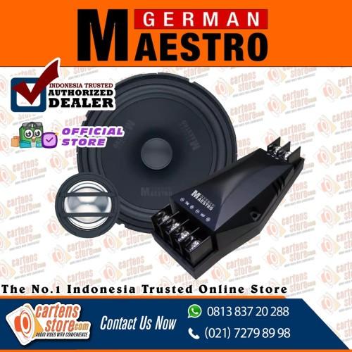 Foto Produk German Maestro CS 4008 2 Way Speaker By Cartens-Store.Com dari Cartens Store