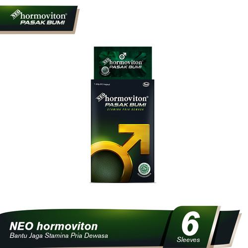 Foto Produk Neo Hormoviton Multivitamin dan Suplemen [6 strip] dari Tempo Store Official