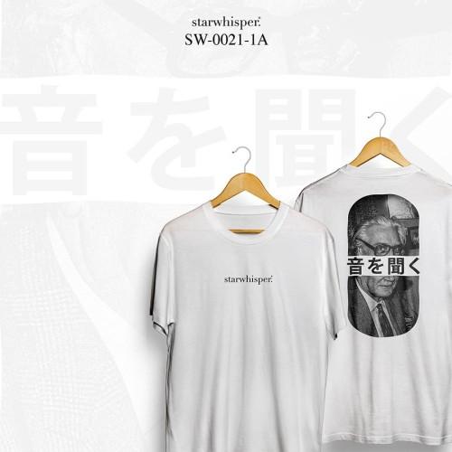 Foto Produk STARWHISPER Newcomers T-Shirt - Just Hear me - L dari STAR WHISPER