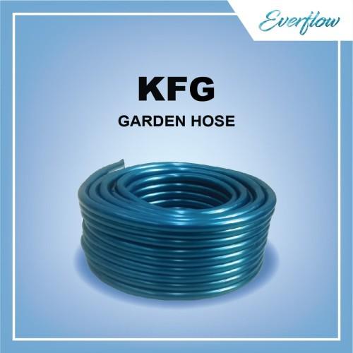 Foto Produk Selang Air / Elastis (Kemanflex Garden) 1/2 x 1 Meter dari Toko Everflow