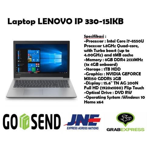Foto Produk Laptop LENOVO IP 330-15IKB dari {Kem_STORE}