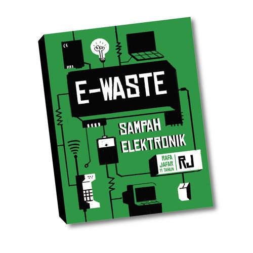 """Foto Produk Buku Vol-1 """"Sampah Elektronik"""" dari EwasteRJ Shop"""