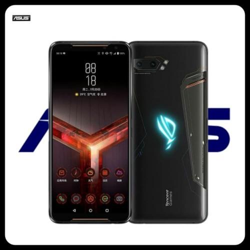 Foto Produk ASUS ROG PHONE 2 ROG PHONE II 128GB RAM 8GB - NEW - BNIB - 100% ORI dari T&T Mobile