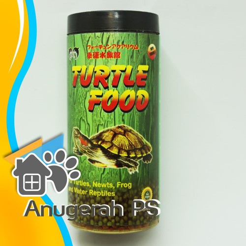 Foto Produk Pakan Kura-kura Turtle Food 80 Gram dari Anugerah PS