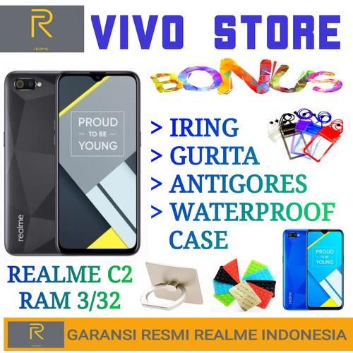 Foto Produk REALME C2 RAM 3/32 GARANSI RESMI REALME INDONESIA - Hitam dari VIVO ST0RE