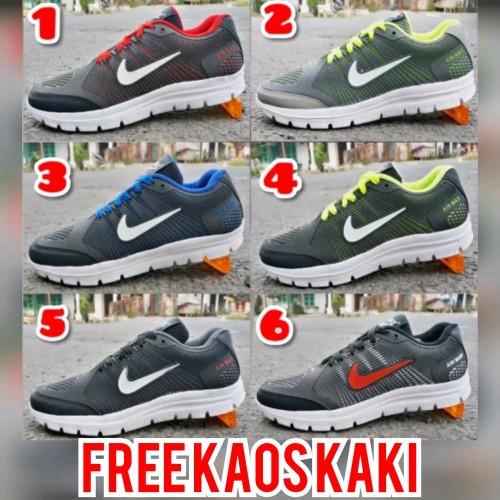 Foto Produk sepatu nike airmax running original impor vietnam lari senam futsal a dari AMNU