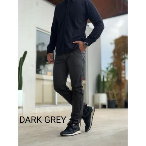 Foto Produk celana chino panjang pria keren murah - S dari D'WINKEL