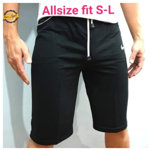 Foto Produk celana NIKe 3/4 bahan lokal / celana olahraga pria dari Nice_sport