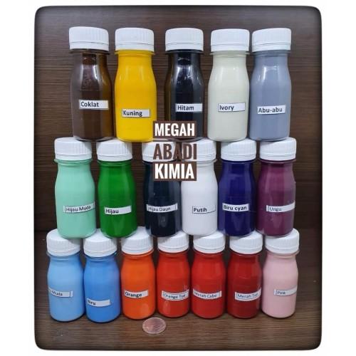 Foto Produk Pigment Pewarna Resin / Cat Resin / 45 Gram dari Megah Abadi Chem