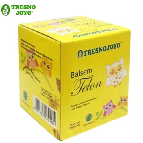 Foto Produk Tresno Joyo Balsem Telon 40 Gr dari bobo baby shop