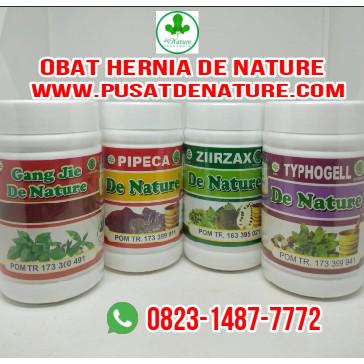 Foto Produk Obat Hernia - Turun Berok dan Kelenjar Getah Bening Ampuh De Nature dari Pusat De Nature Herbal