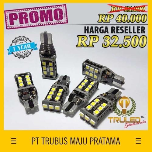 Foto Produk T10 - 15 SMD ULTIMA GARANSI 1 TAHUN!! LED SENJA REM SEIN dari TRUBUS LED