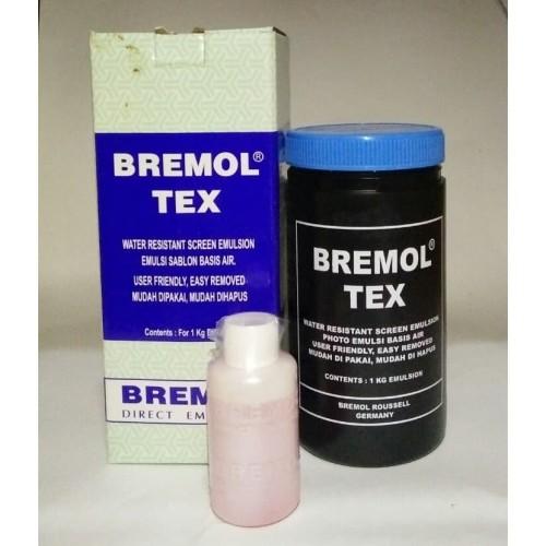 Foto Produk BREMOL TEX Emulsi Sablon Basis Air 1kg dari Cahaya Mandiri Group