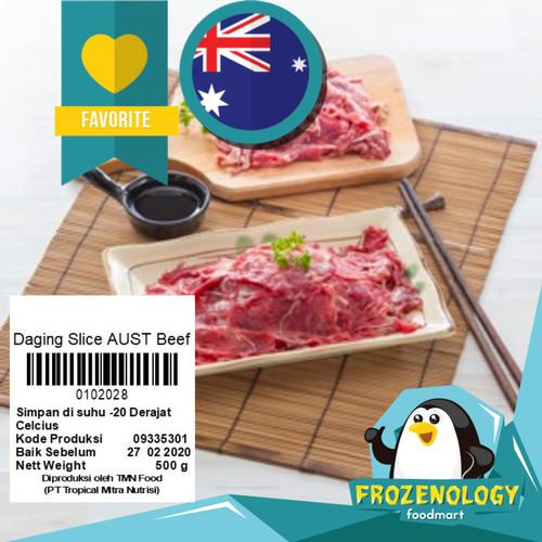 Foto Produk Daging Sapi Slice / Teriyaki / Sukiyaki / Shabu-Shabu dari frozenology