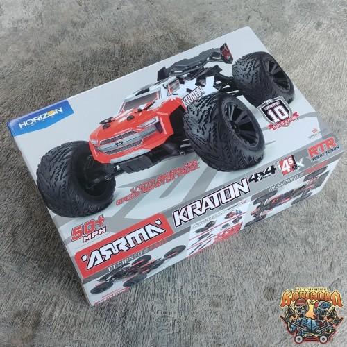 Foto Produk Arrma Kraton 1/10 4S BLX 4WD RTR dari Cubanrock