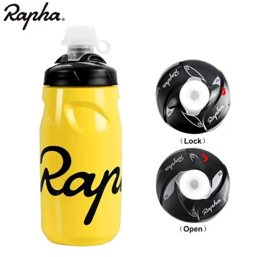 Foto Produk Bidon Rapha 620 ml warna Kuning - BPA free - Cycling bottle dari Kaligung