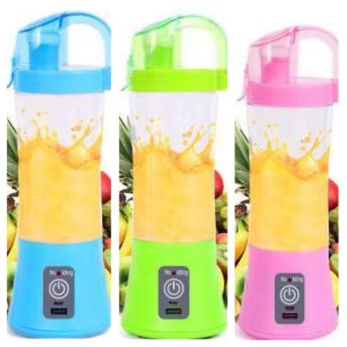 Foto Produk Blender Juice mini USB Shake and Go GEN2 with Cap Blender Recharge dari juragan kado