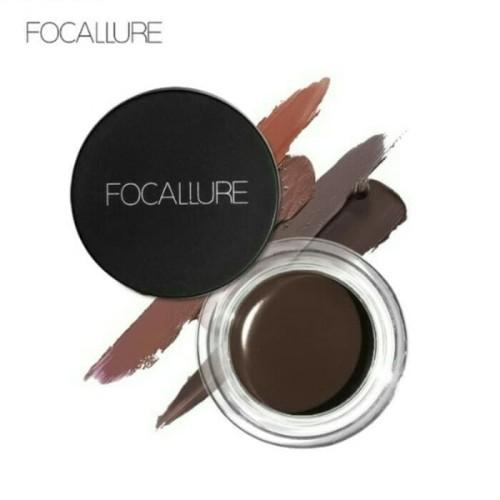 Foto Produk Focallure Eyebrow gel cream pomade waterproof dari rainbow makeup