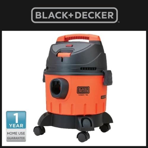 Foto Produk Black Decker Vacuum Cleaner Wet & Dry 20L (BDWD20-B1) dari Black+Decker