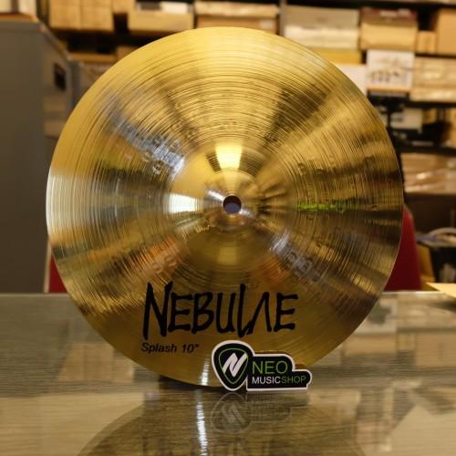 """Foto Produk Cymbal Nebulae Splash 10"""" dari NEO MUSIC"""