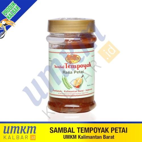 Foto Produk Sambal Tempoyak Petai 200gr - Sambel Durian Khas Pontianak dari umkmkalbar.id