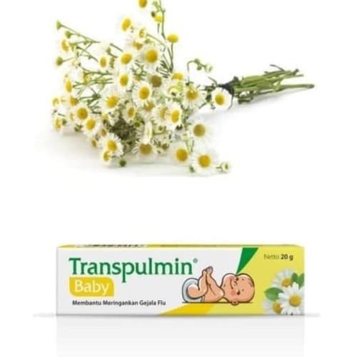 Foto Produk Transpulmin Baby Balsam Transpulmin BB Balsem 20 gr 20gr dari toku pedia
