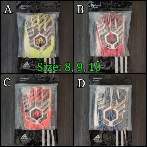 Foto Produk Sarung Tangan Kiper Dewasa Sepak Bola dan Futsal Tulang dari Raffa-Sport