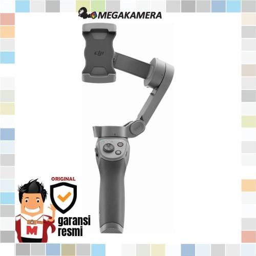 Foto Produk DJI Osmo Mobile 3 Smartphone Gimbal Stabilizer - Handphone dari Megakamera