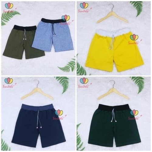 Foto Produk Celana Sport Branded uk 1-10 Tahun / Tebal Babyterry Pendek Export - 1-2 th dari Kios Balita Fawa