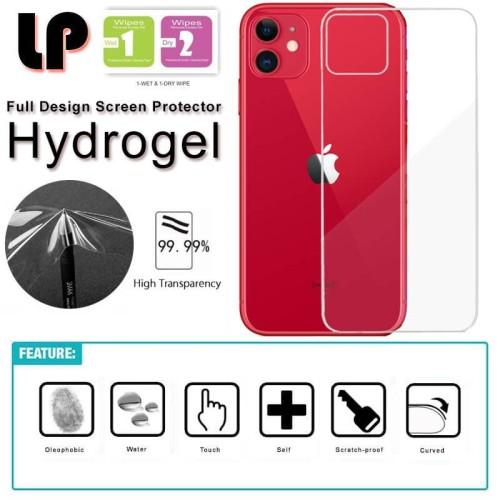 Foto Produk LP Hydrogel Back Guard iPhone 11 - 6.1 Antigores Anti Gores Protector dari Logay Accessories