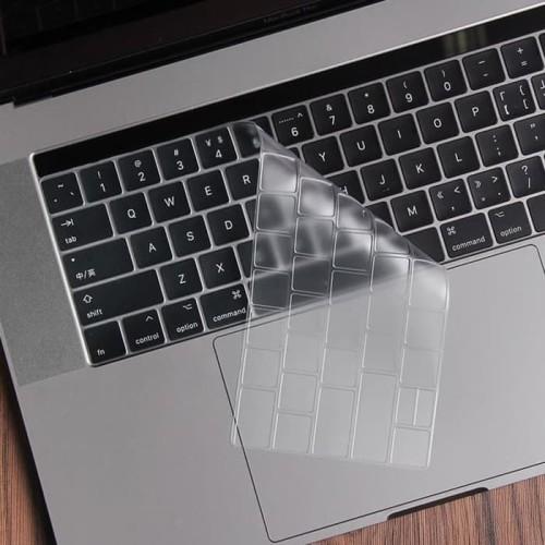 Foto Produk Silicone Keyboard Cover Protector Macbook Pro Touchbar 13 15 inch dari ipeka.netmedia