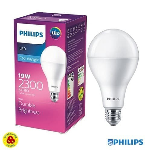 Foto Produk LED BULB 19W CDL E27 PHILIPS dari Gudang Listrik