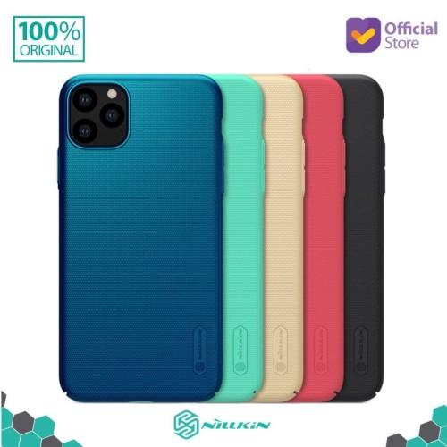 "Foto Produk Nillkin Frosted Hard Case iPhone 11 Pro (5.8"") - Mint Green dari Nillkin Official"