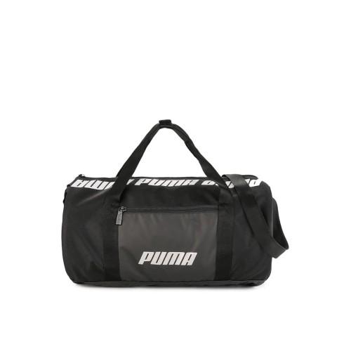 Foto Produk (100% ORIGINAL) PUMA DUFFLE BAG CORE BARREL S TAS TRAVEL GYM OLAHRAGA dari Travel Essentials