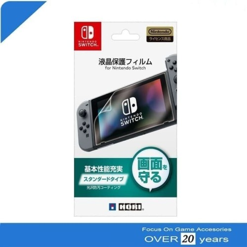 Foto Produk HORI NINTENDO SWITCH / NS / N SWITCH PITAHARI SCREEN PROTECTOR dari Suyanto//Liberty Game