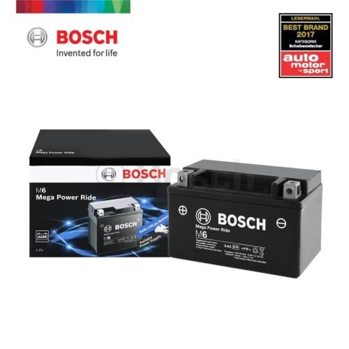 Foto Produk Aki Motor Honda Beat Bosch RBTZ-5S dari BOSCH Automotive