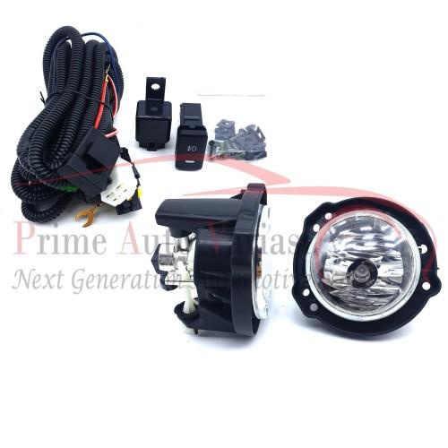 Foto Produk Foglamp Fog Lamp / Lampu Kabut All New Avanza Xenia Calya Sigra Kaca dari Prime Auto Variasi
