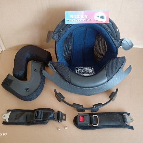 Foto Produk Busa Helm INK T1 & TALI HELM dari Rizky Helmet