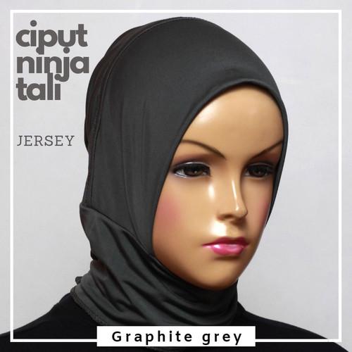 Foto Produk Ciput Ninja Tali Jersey dari House Of SEAS