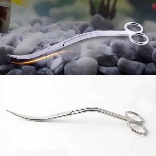 Foto Produk Gunting Ombak Aquascape / wave scissor dari jonathanjojo