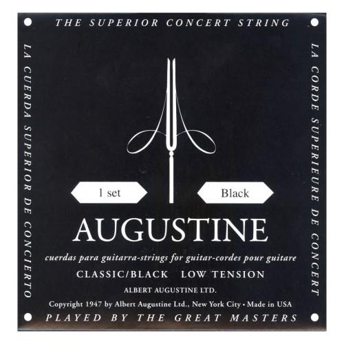Foto Produk Augustine Classic Black Low Tension Senar Gitar Klasik Nylon Original dari Grandia Shop