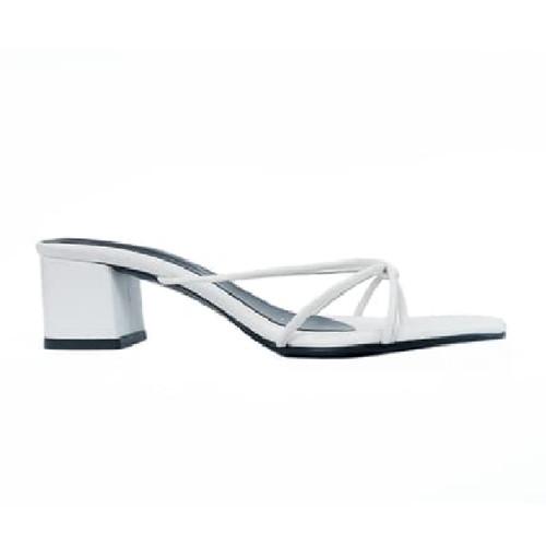 Foto Produk Heels Wanita Coco Heels White - 38 dari Nakedsol